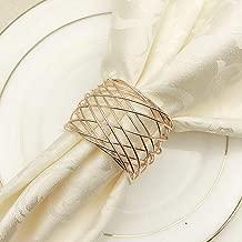 12 ST/ÜCKE Serviettenringe Golden Silver West Abendessen Handtuch Serviettenring Set Party Dekoration Tischdekoration