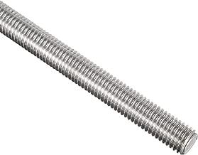 Right Hand Threads 1 m Length Class 4.6 Steel Fully Threaded Rod M10-1 Thread Size