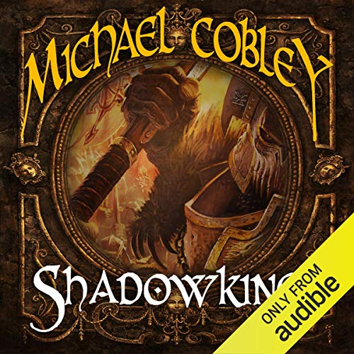 Shadowkings audiobook cover art