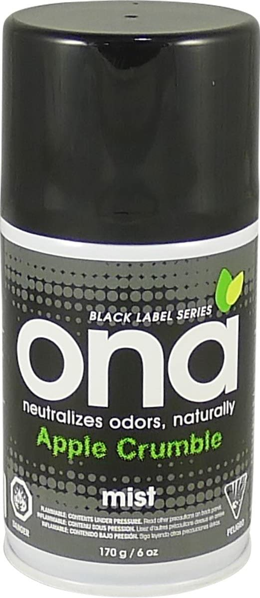 A surprise price is realized Ona ON10095 Mist Apple Crumble Odor oz 6 Louisville-Jefferson County Mall Neutralizer Natural