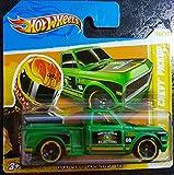 2012 Hot Wheels HW City Works Custom '69 Chevy Pickup 10/10 - 140/247. by Mattel