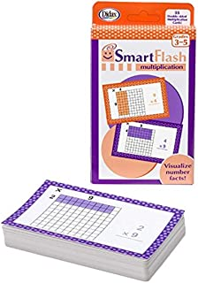 Didax Educational Resources Smart Flash Cards - Multiplication Flash Cards