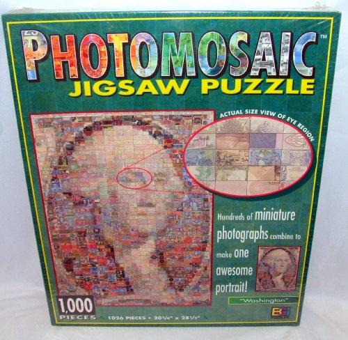 """Photomosaics Jigsaw Puzzle - """"Washington"""""""