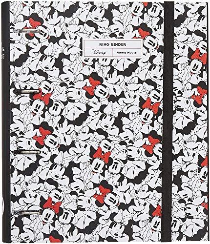 Grupo Erik CAT0055 -Carpeta 4 Anillas Troquelada, Tamaño Único, Multicolor
