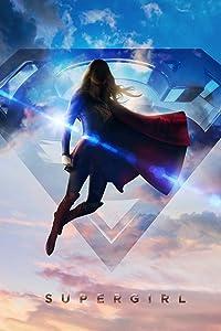 Main Hero Superhero Series Print Compatible With Supergirl Poster Art Print Printing Wall Decor (XL)