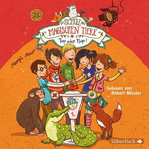 Die Schule der magischen Tiere 5: Top oder Flop!: 2 CDs (5)