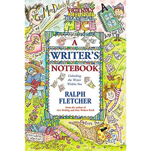 Amazon A Writers Notebook Unlocking The Writer Within You