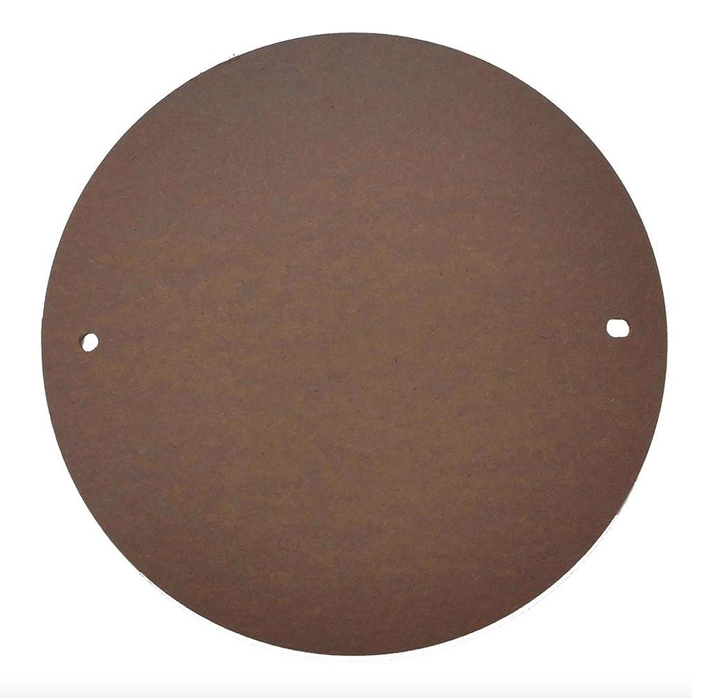 Speedball Masonite Pottery Wheel Bat, Round, 12 inch Diameter (MAS12)