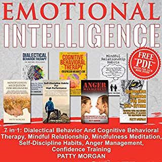 Emotional Intelligence: 7 in 1 audiobook cover art
