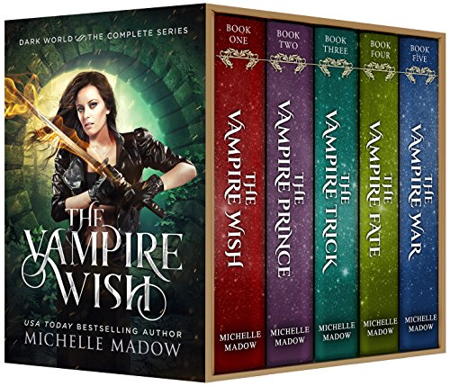 The Vampire Wish: The Complete Series (Dark World: The Vampire Wish)