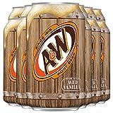 A&W Root Beer® - ORIGINAL (355ml Dose) [12er Pack]