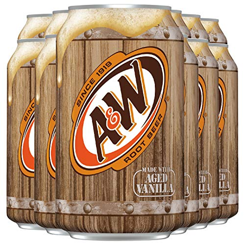 A&W Root Beer® - ORIGINAL (355ml Dose) [12er Pack]