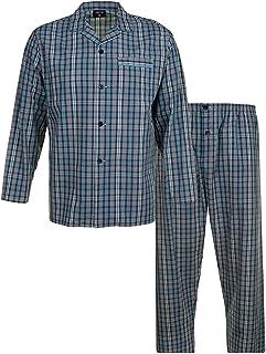 Espionage Mens Big Size Yarn Dyed Check Pyjama Set (119)