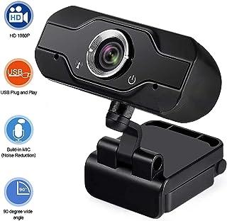 Cámara Web HD 720P con micrófono S50 USB cámara Web portátil cámara de Video para grabación y transmisión de videoconferencias de Youtube