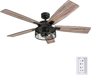 Honeywell Ceiling Fans 50614-01 Carnegie Ceiling Fan,...