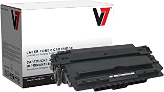 V7 V716AP Remanufactured Toner Cartridge for HP Q7516A (HP 16A) - 12000 Page Yield