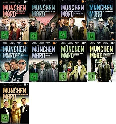 9 Filme Paket (9 DVDs)