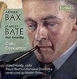 BAX/Bate Cello Concertos
