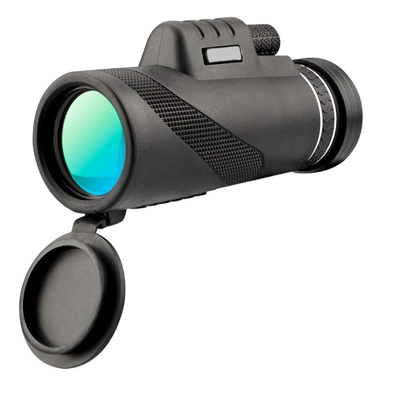 電圧スクランブルキャリッジ単眼鏡 望遠鏡 高倍率 防水 防塵 耐久性が強い上に軽く高品質 持ち運び便利