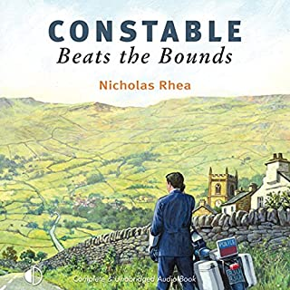 Constable Beats the Bounds audiobook cover art