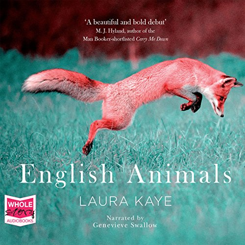 English Animals audiobook cover art