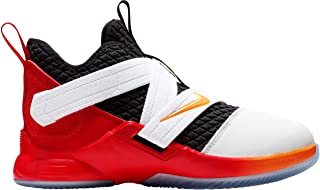 Nike Youth Lebron Soldier XII (GS) AA1352 181 White/Red/Black