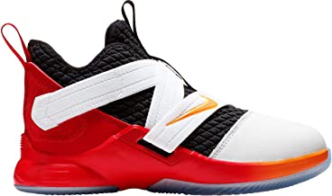 black and red lebron soldiers