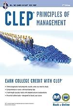 CLEP® Principles of Management Book + Online (CLEP Test Preparation)