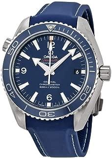 Omega Planet Ocean Co-Axial Blue Dial Mens Watch 232.92.42.21.03.001