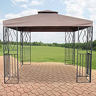 Best diamonds gazebo replacement canopy Reviews