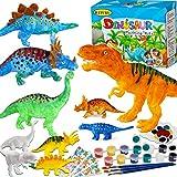 BATURU Kids Crafts Dinosaur Painting Toys, Art and Crafts for Kids Age 3-12, Kids Painting Toys for Boys and Girls