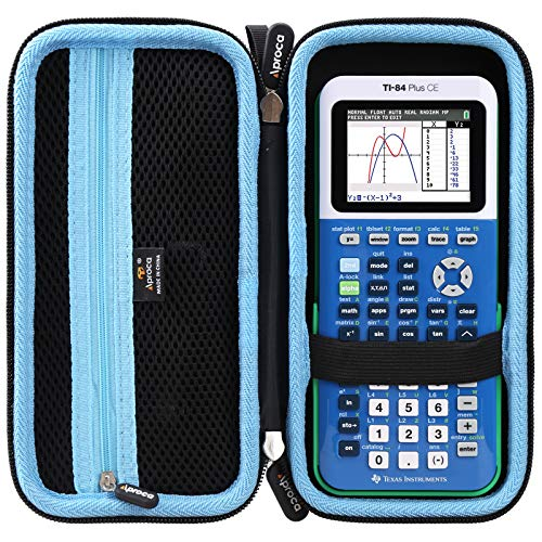 Aproca Hard Storage Travel Carrying Case for Texas Instruments...