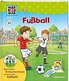 WAS IST WAS Junior Band 8. Fußball: Welche Regeln gelten beim Fußball? Wie trainieren Profis? (WAS IST WAS Junior Sachbuch, Band 8)