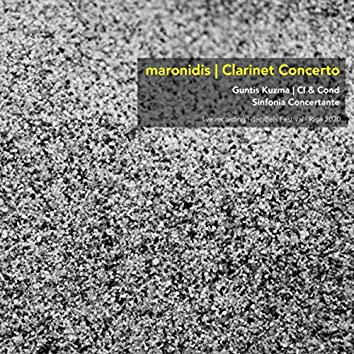 Clarinet Concerto (For Cl, String Orchestra and Electronics) [Live]