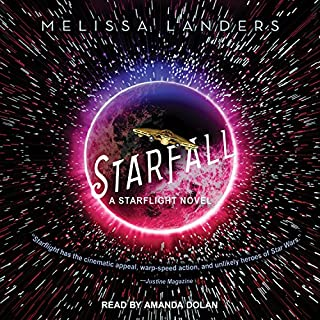 Starfall audiobook cover art