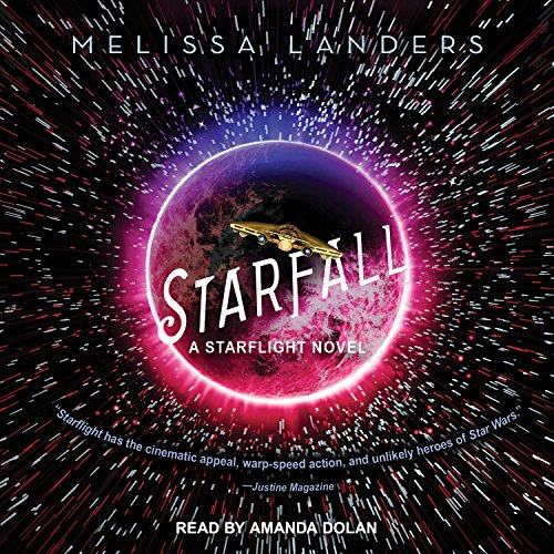 Starfall  By  cover art