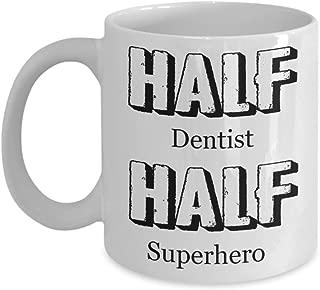 shaniztoons Dentist Novelty Gift Mug