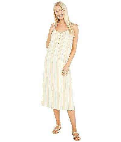 Rip Curl La Bonita Stripe Midi Dress