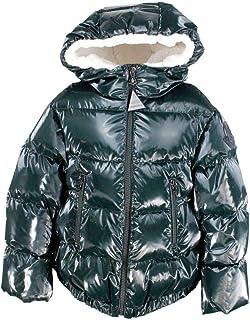 Moncler Luxury Fashion Ragazza 1A5561054AMD882 Verde Poliammide Piumino | Autunno-Inverno 20