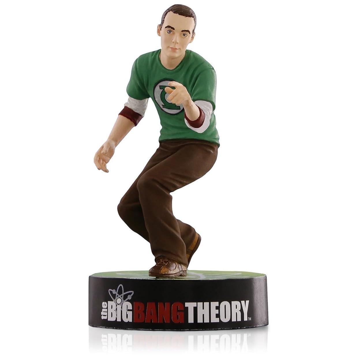 つま先ステッチしかしながらThe Big Bang Theory - Dr. Sheldon Cooper Ornament 2015 Hallmark