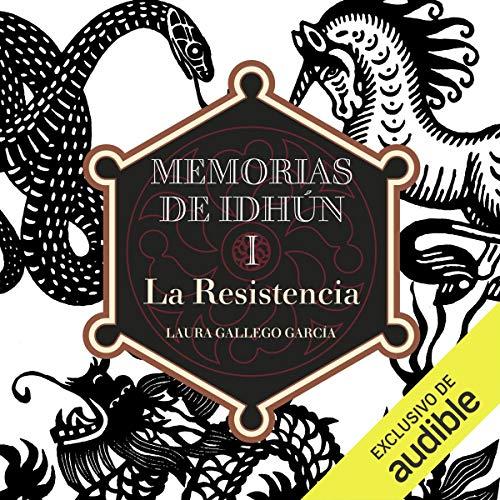 Diseño de la portada del título La Resistencia (Primeros capítulos en exclusiva)