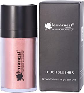 Ferrarucci Touch Blusher - TB11 Brown, 15g