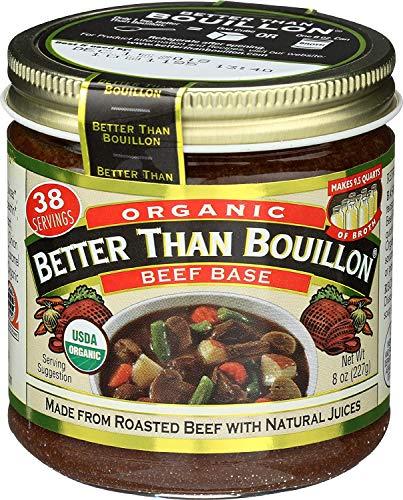 Better Than Bouillon Organic Beef Base, 8 oz