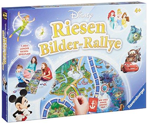 Preisvergleich Produktbild Ravensburger 21153 - Disney Riesen Bilder-Rallye