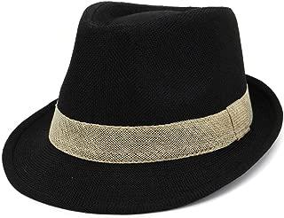 XinLin Du Spring 2019 Summer Ladies Jazz Cap Curling Hat Fedora Hat Sunscreen Sun Hat Fashion Elegant Travel Cap