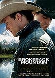 Brokeback Mountain Foto-Nachdruck eines Filmposters 40x30cm