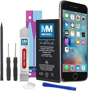 MMOBIEL Batería Compatible con iPhone 6S Plus Li-Ion 3.8v 2750 mAh 10.45 WH Incluye Herramientas y Manual