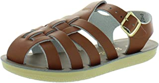 Salt Water Sandals Kids' Sun-san Sailor Flat