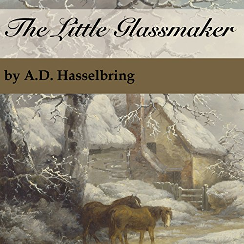 The Little Glassmaker audiobook cover art