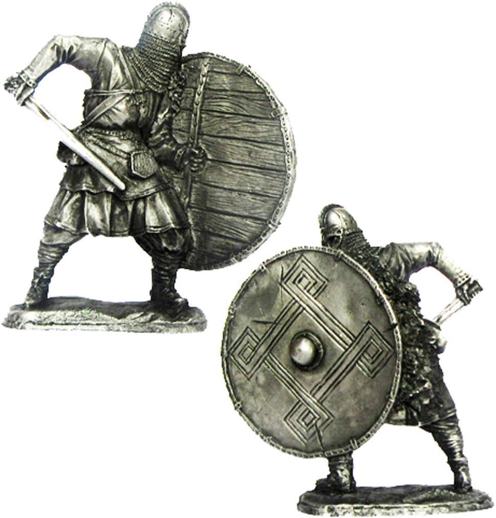Military-historical miniatures High latest material Viking IX-XI Centuries Tin Metal